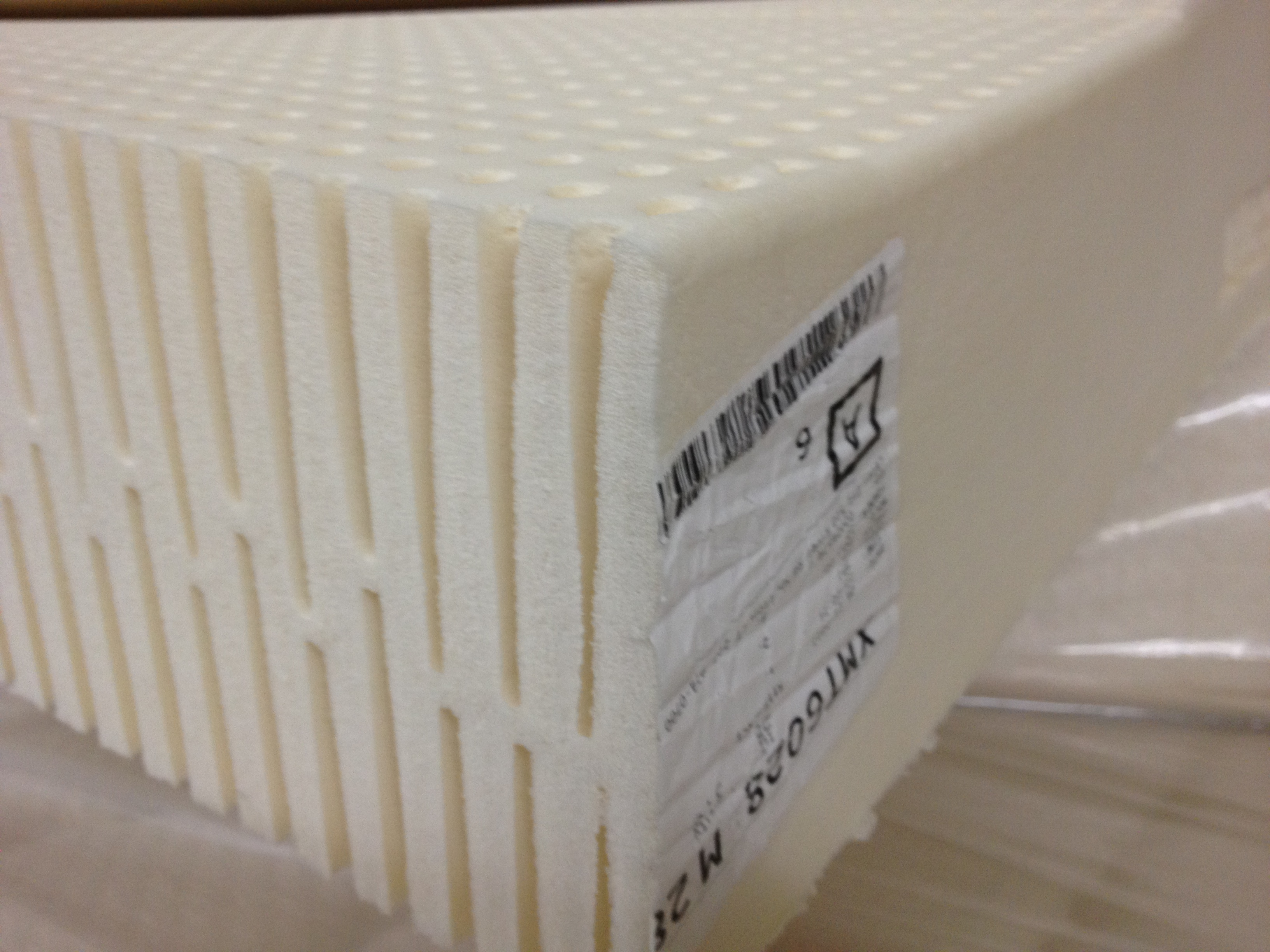 "7"" Talalay Latex Natural Mattress"