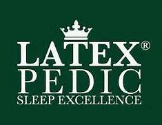 los angeles happiness begins with a good night's sleep on a latex-pedic natural and organic mattress 100% pure cotton and wool